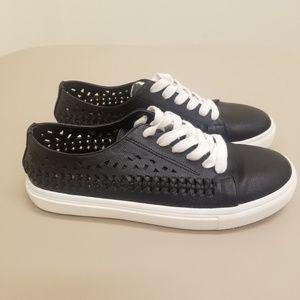 Sam Edelman leather sneakers nwot